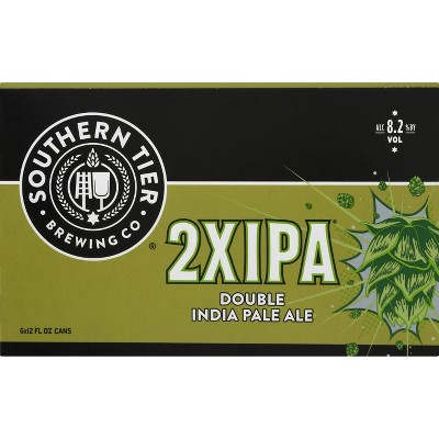 Southern Tier 2XIPA Beer - 6pk/12 fl oz Cans