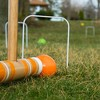 Hey! Play! Wooden Croquet Set with Carrying Case - image 4 of 4