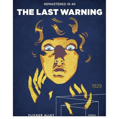 The Last Warning (Blu-ray) - image 1 of 1