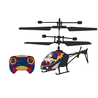 World Tech Toys DC Wonder Woman 2CH IR Helicopter