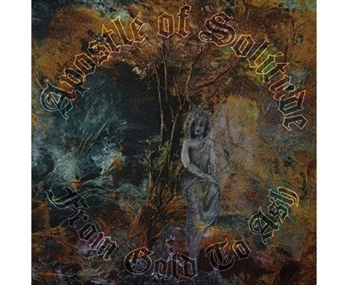 Apostle Of Solitude - From Gold To Ash (Vinyl) - image 1 of 1