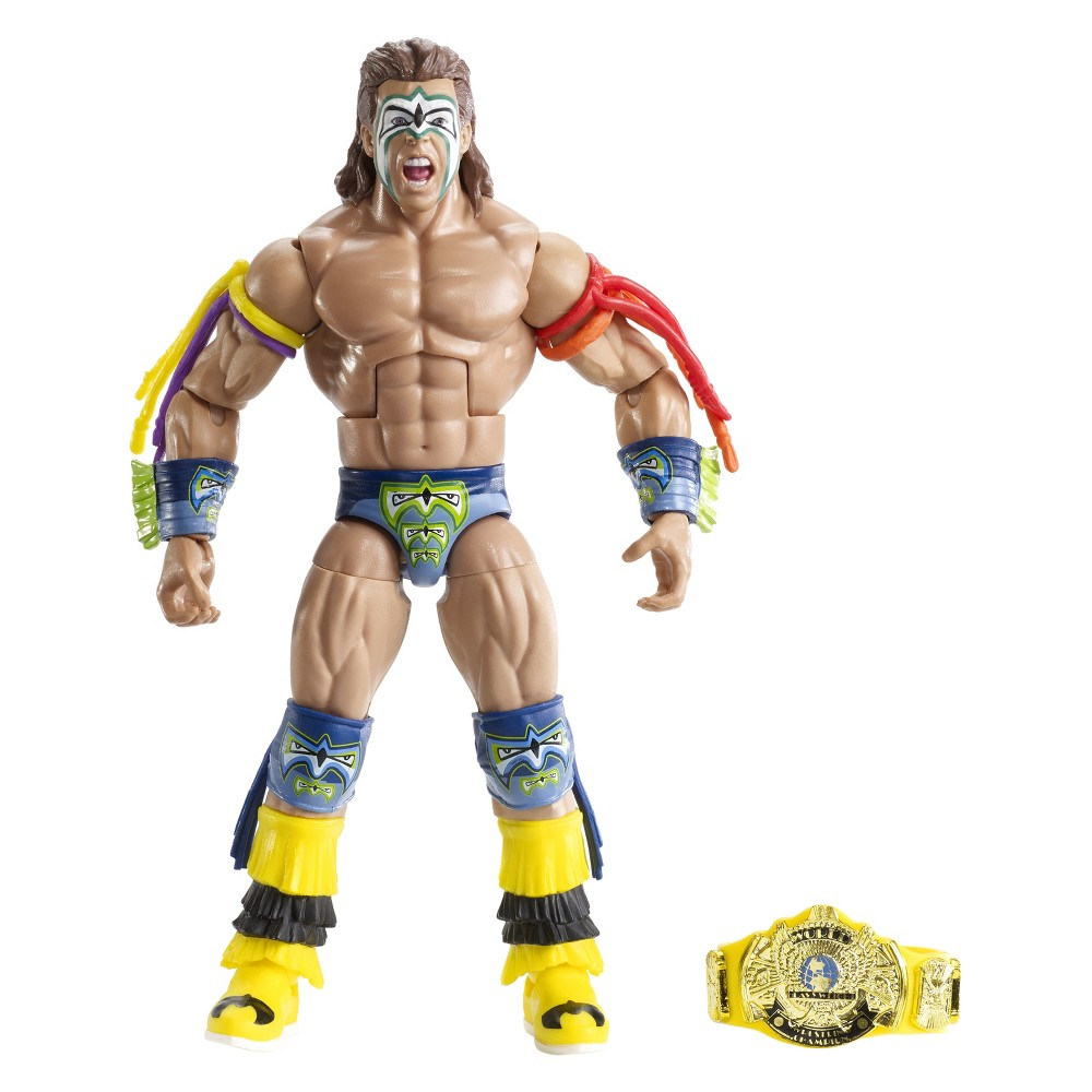 Wwe Hall of Champions Elite Collection Ultimate Warrior