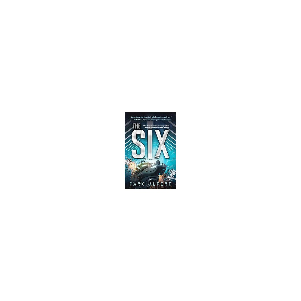 Six (Reprint) (Paperback) (Mark Alpert)