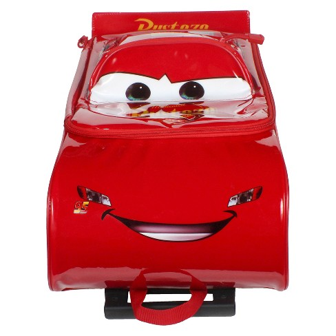 "Disney 18"" Disney Cars Suitcase - Red - image 1 of 5"