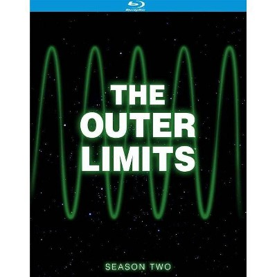 The Outer Limits: Season 2 (Blu-ray)(2018)