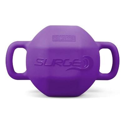 Surge Balance Endurance Inertia Training Hydro Ball 25 Pro, Purple, 25 Lbs