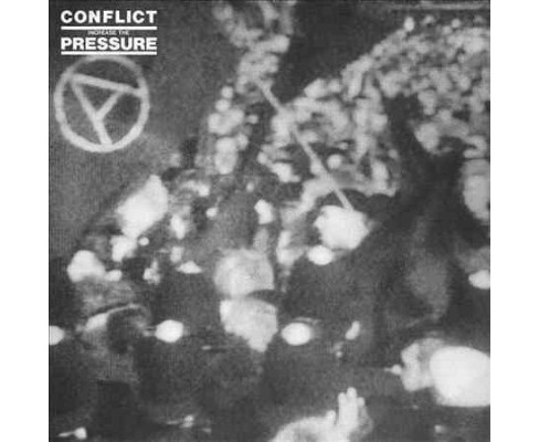 Conflict - Increase the pressure (Vinyl) - image 1 of 1