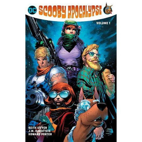 Scooby Apocalypse, Volume 1 - by  Keith Giffen (Paperback) - image 1 of 1