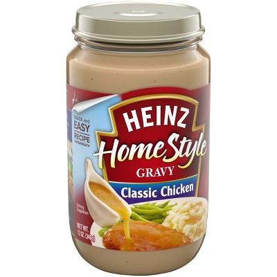 Heinz Home Style Chicken Gravy 12oz