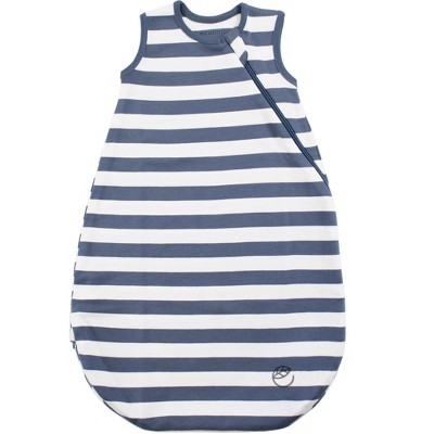 Woolino Organic Cotton Sleep Sack - 0-6M Navy