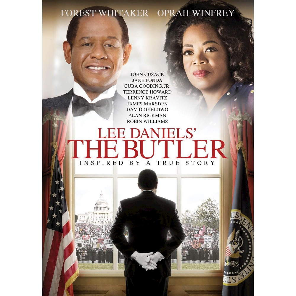 Lee Daniels' The Butler (dvd_video)