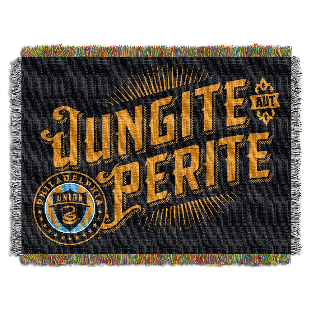 Mls Philadelphia Union Tapestry - 48x60 inches