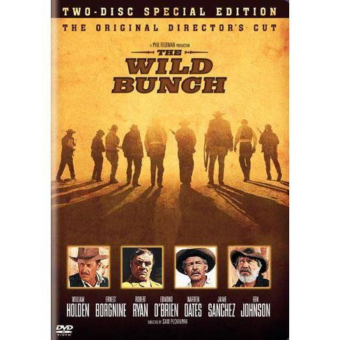 The Wild Bunch (DVD)(2006) - image 1 of 1