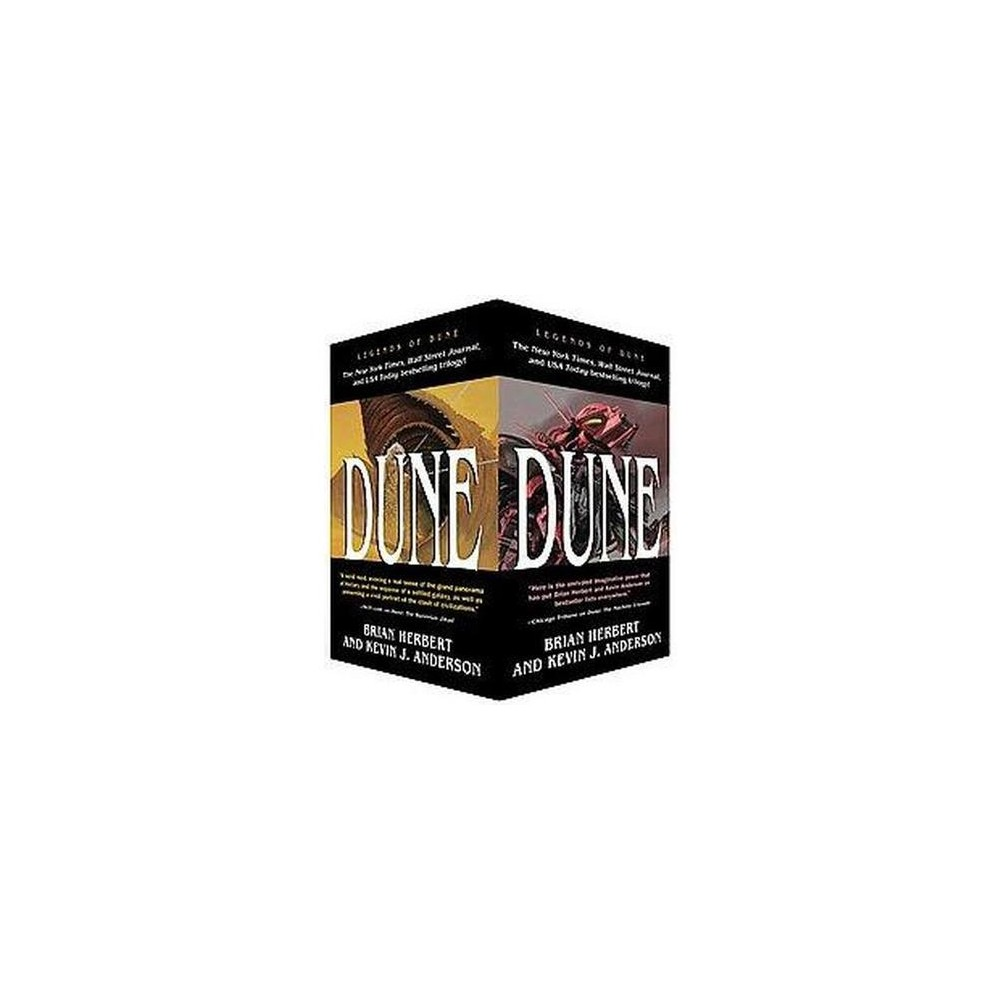 Legends of Dune : The Battle of Corrin / the Butlerian Jihad / the Machine Crusade - Reissue (Paperback)