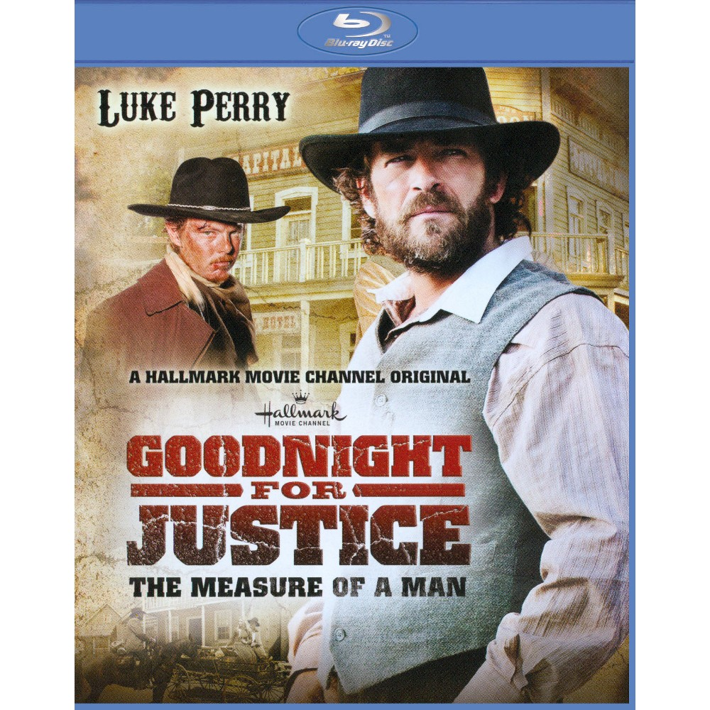 Goodnight for justice:Measure of a ma (Blu-ray)