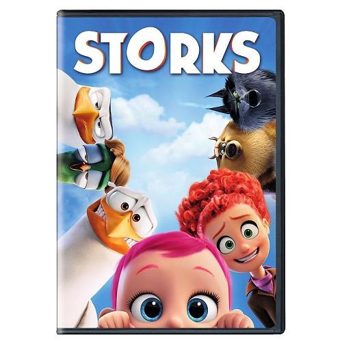Storks (Dvd), Movies