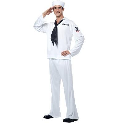 California Costumes Retro Sailor Adult Costume