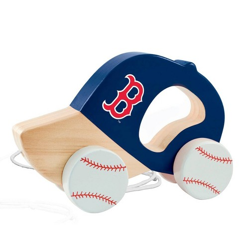 MLB Boston Red Sox Push Pull Baby Toy - image 1 of 3