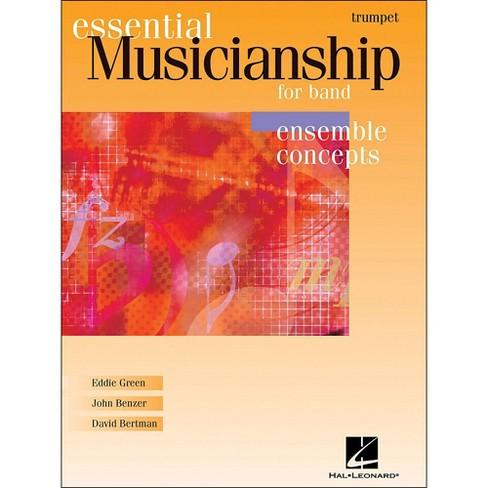 Hal Leonard Essential Musicianship for Band - Ensemble Concepts Trumpet - image 1 of 2