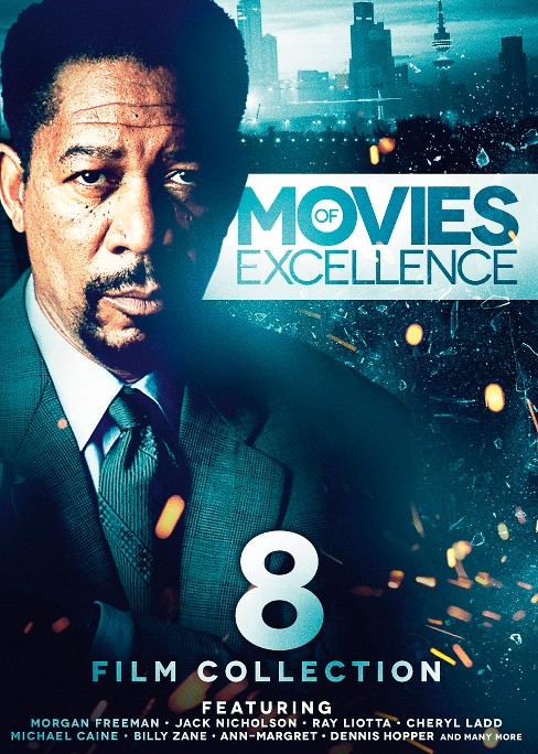 8 film collection:Movies of excellenc (DVD) - image 1 of 1