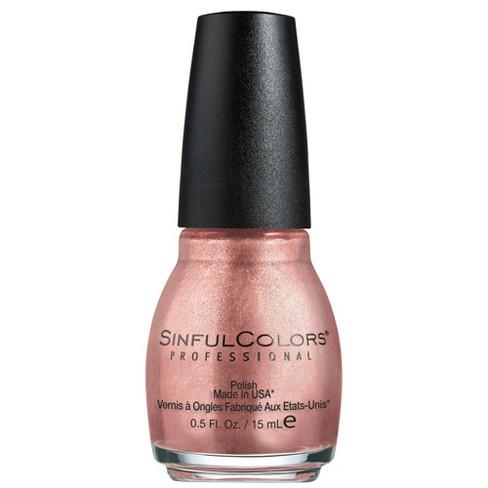 Sinful Colors Nail Polish - Hush Money - 0.5 fl oz