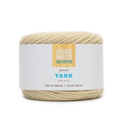 219yd Worsted Yarn - Hand Made Modern®