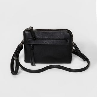 Small Crossbody Bag - Universal Thread™ Black