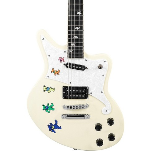 D'Angelico Premier Series Bedford Grateful Dead Special Edition Electric Guitar - image 1 of 5