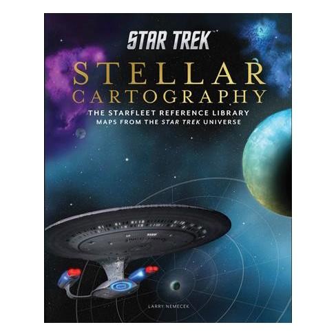 Star Trek Stellar Cartography The Starfleet Reference Library Maps