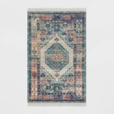 Spartea Distressed Persian Digital Print Woven Rug - Opalhouse™
