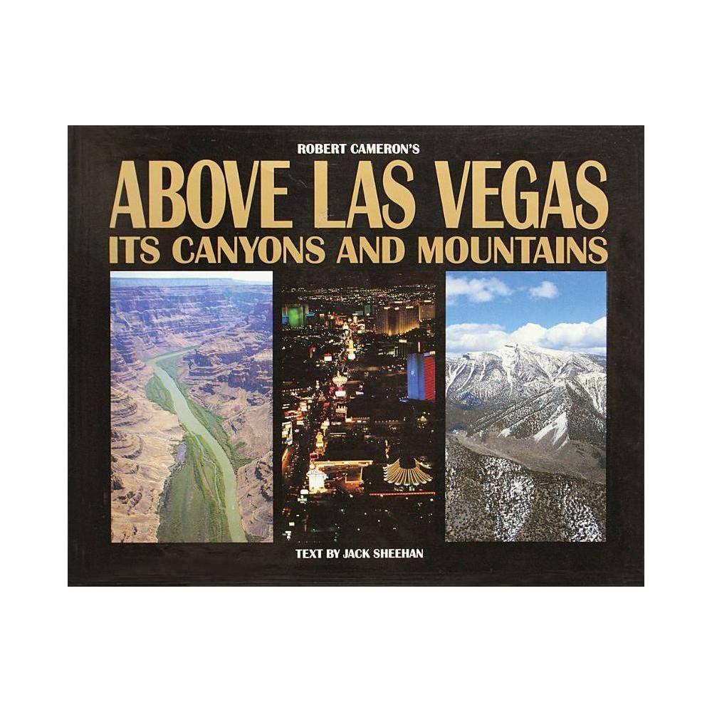 Above Las Vegas Hardcover