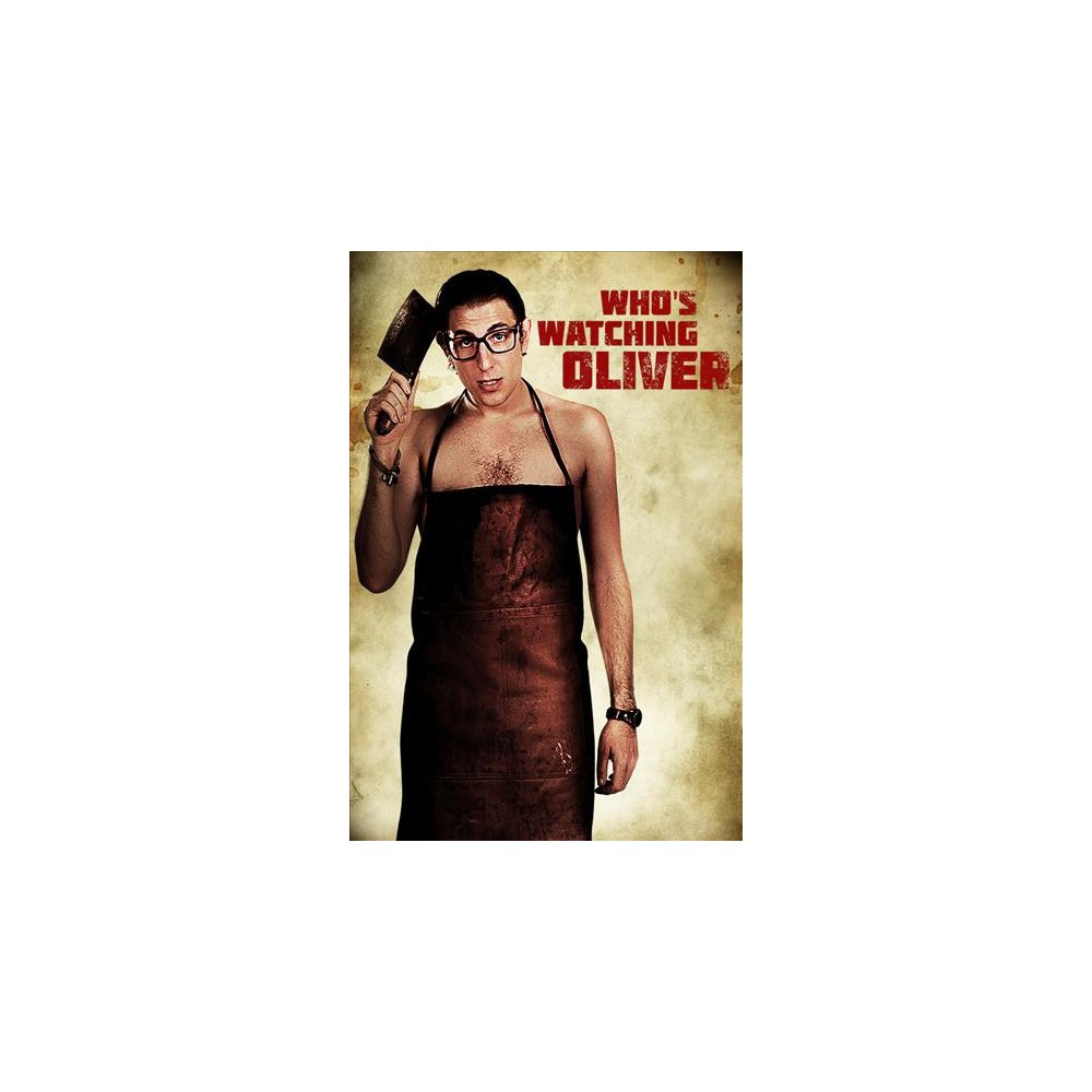 Who's Watching Oliver (Dvd)