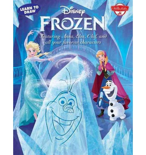 Learn to Draw Disneys Frozen (Library) - image 1 of 1
