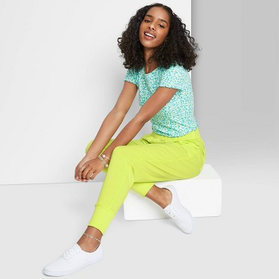 Women's Beach Tapered Pants - Wild Fable™