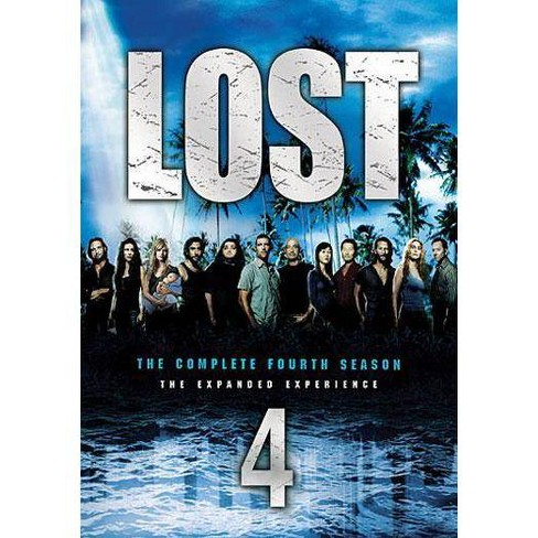 Lost: The Complete Fourth Season (DVD) - image 1 of 1