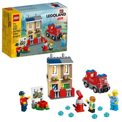 LEGO LEGOLAND Fire Academy 40393 Building Kit