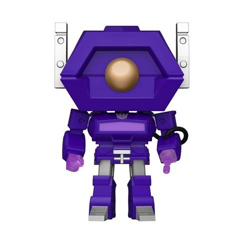 Funko POP! Vinyl: Transformers - Shockwave (2021 Virtual Funkon Shared Exclusive) - image 1 of 2