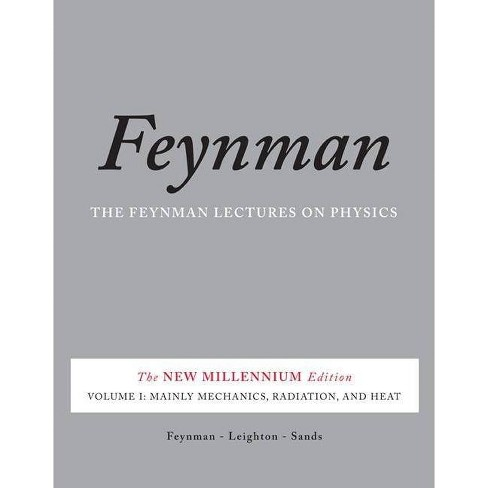 The Feynman Lectures on Physics, Volume I - 50 Edition (Paperback) - image 1 of 1