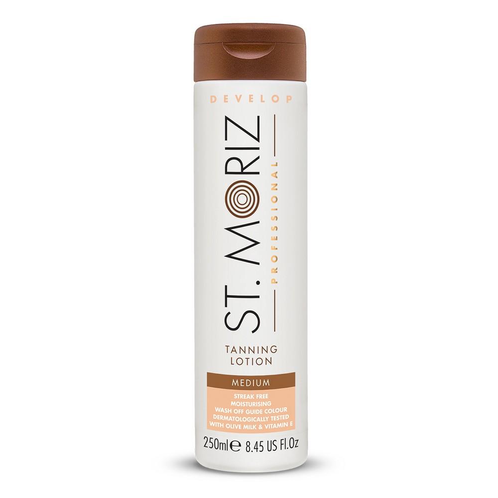 Image of St. Moriz Professional Instant Medium Self Tanning Lotion - 8.45oz