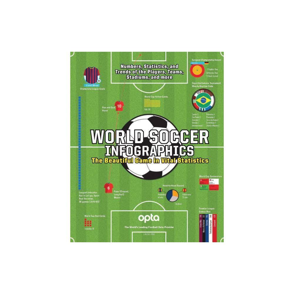 World Soccer Infographics Paperback