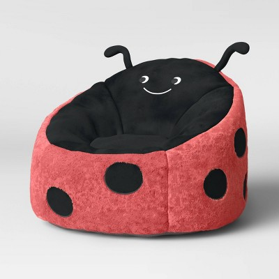 Ladybug Bean Bag Chair - Pillowfort™