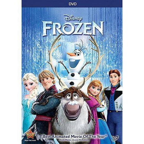 Frozen (DVD) - image 1 of 1