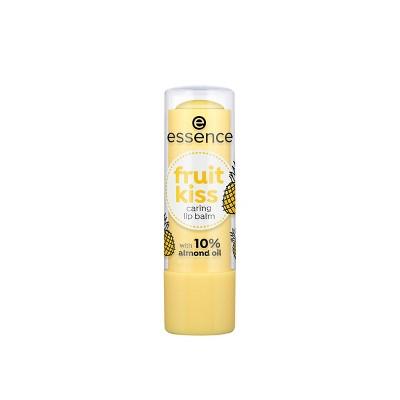 essence Fruit Kiss Caring Lip Balm - 0.16oz