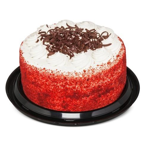"""Red Velvet Cake - 9"""" - Favorite Day™ - image 1 of 2"""