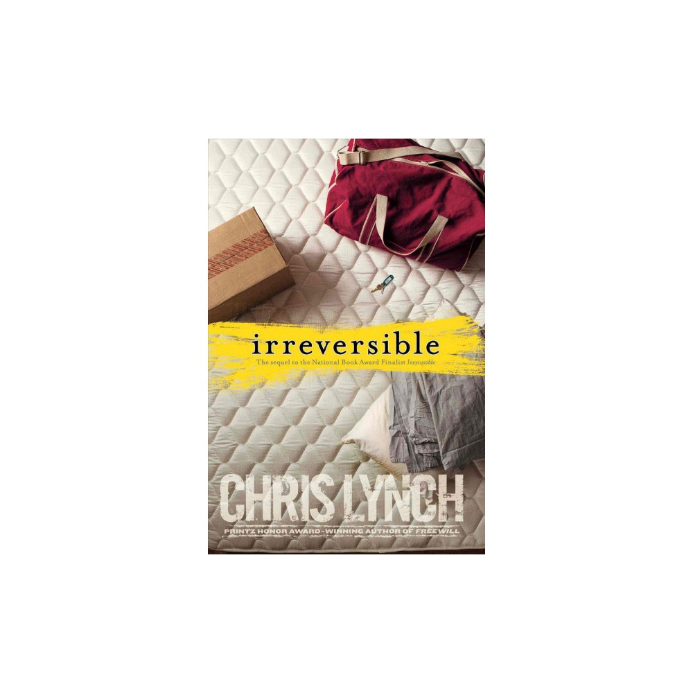 Irreversible (Reprint) (Paperback) (Chris Lynch)