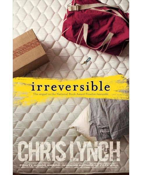 Irreversible (Reprint) (Paperback) (Chris Lynch) - image 1 of 1
