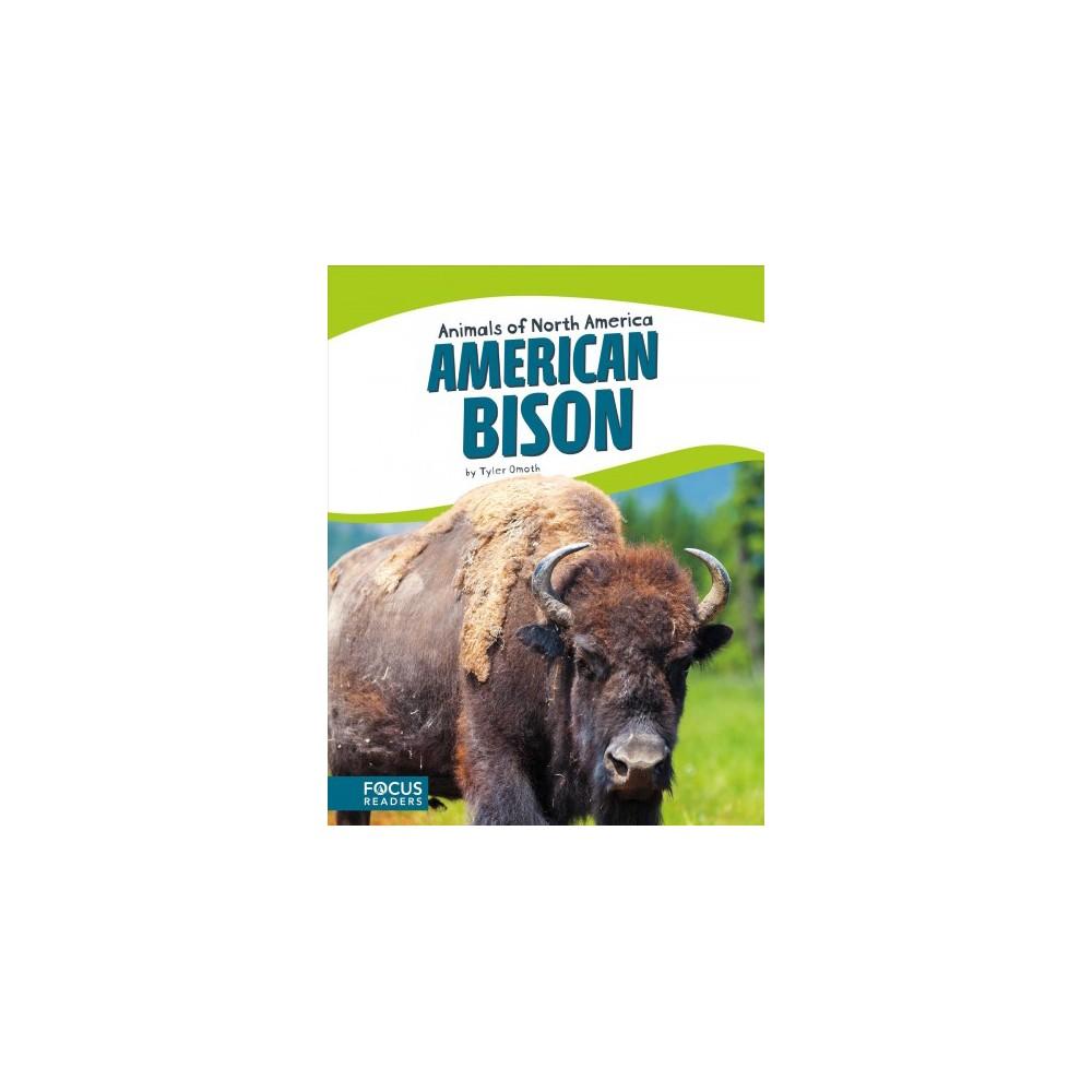 American Bison (Hardcover) (Tyler Omoth)