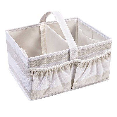 Honey-Can-Do Diaper Caddy Gray