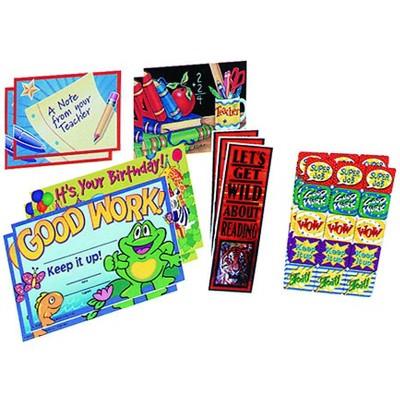 Eureka School Teacher Reward Kit, 6 x 9 x 3-1/8 Inches