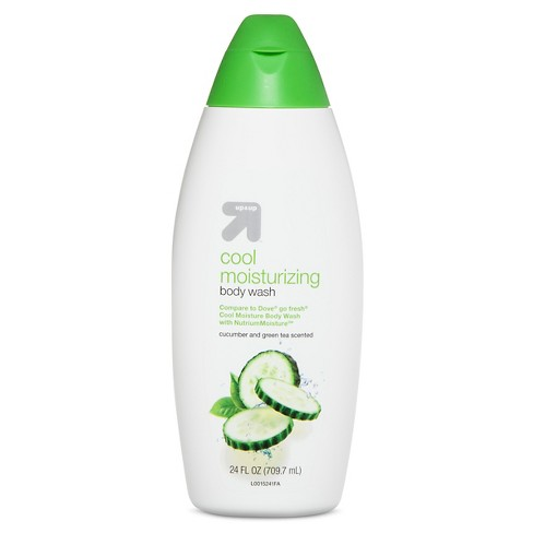 Cool Moisturizing Body Wash 22oz - Up&Up™ - image 1 of 1